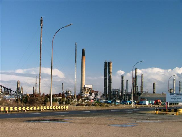 Huntsman North Tees Refinery