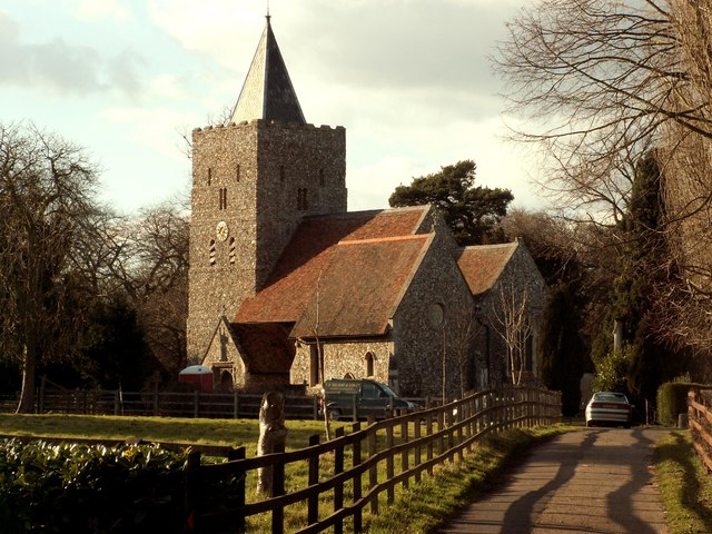 St. Katherine's church, Little Bardfield, Essex