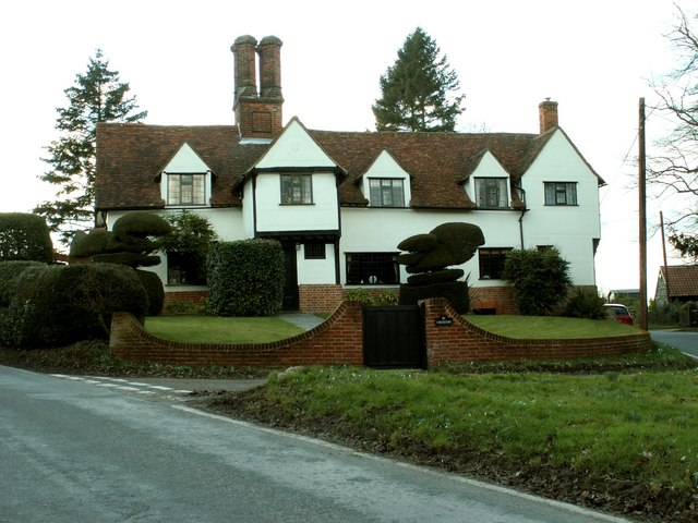 Chequers, Little Bardfield, Essex