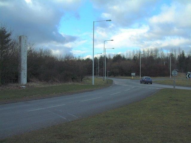 Southfield roundabout