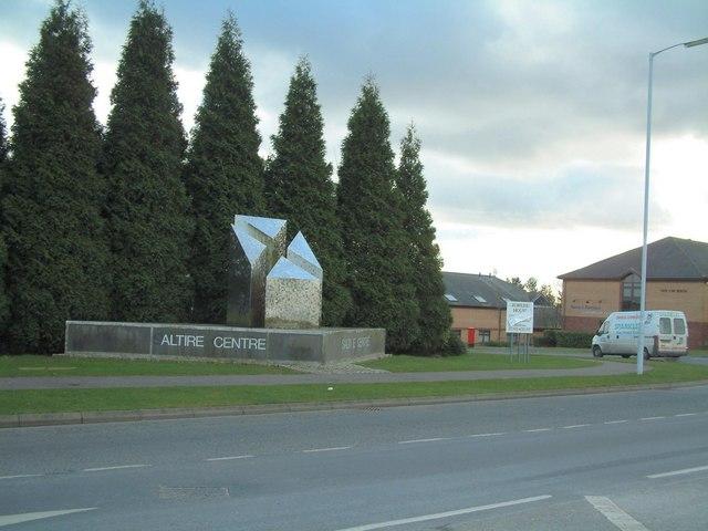 Saltire Centre