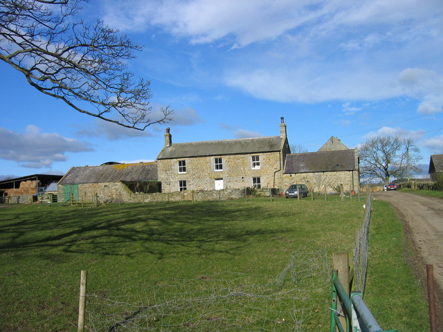 Cowstand Farm, near Stamfordham