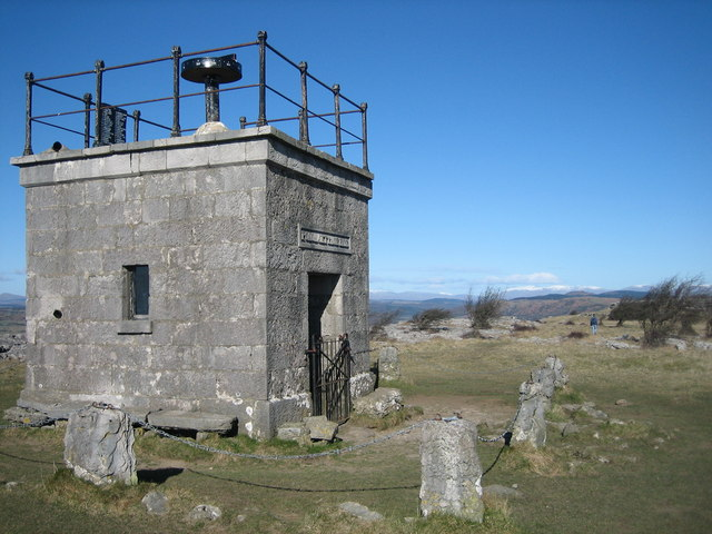 "The ""Hospice"" on Hampsfell"