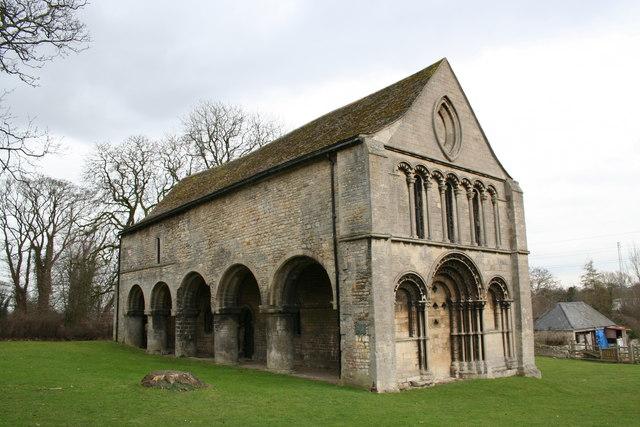 St.Leonard's Priory