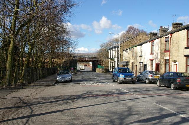 Railway Bridge, Barden Lane, Burnley