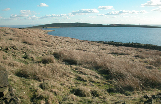 Ashworth Moor Reservoir