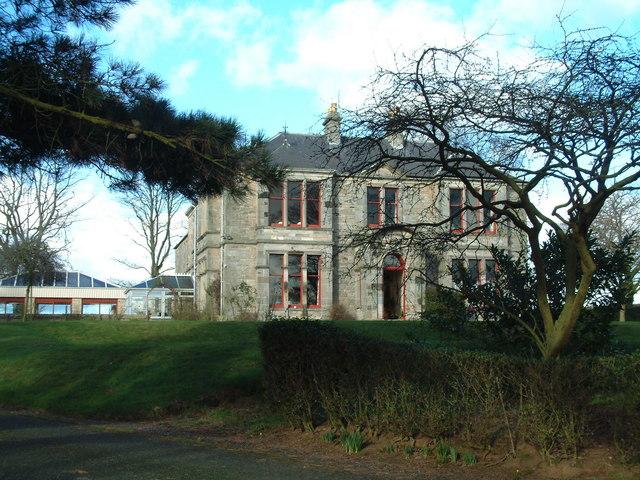 Balbuthie Farmhouse