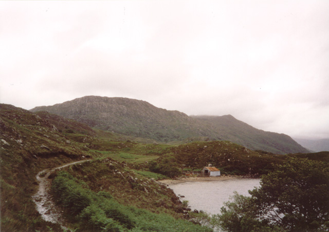 Swordland Sheepfold Hut