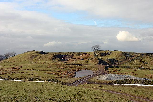 Quarry on Ellis Bank