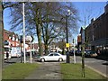 SJ8480 : Alderley Road, Wilmslow by Keith Williamson