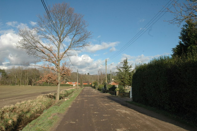 Sandy Lane, Ingoldisthorpe