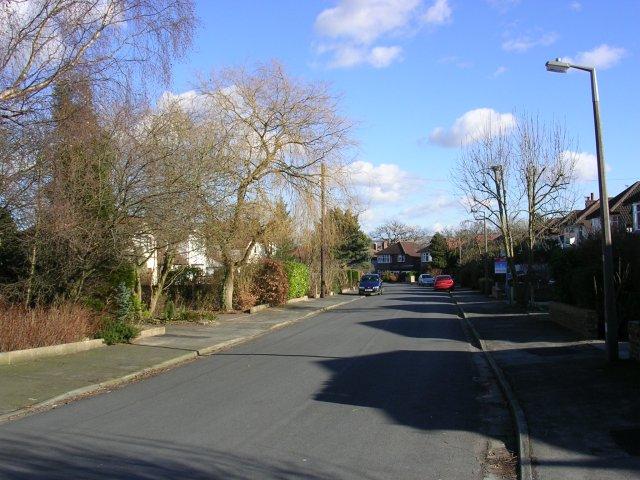 Colwyn Road, Bramhall
