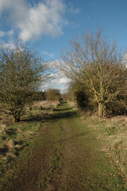Old Railway track, Ingoldisthorpe
