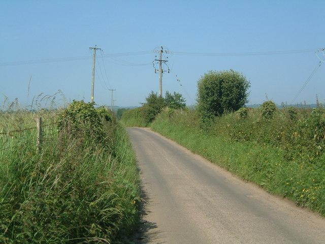 Highfield Lane, near Ashford