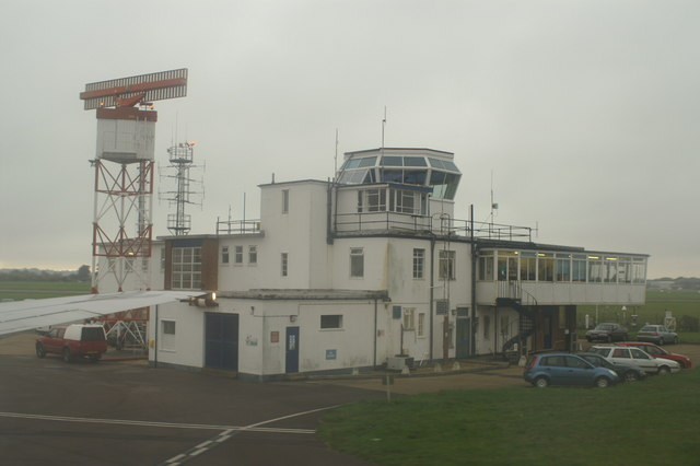 Bournemouth Airport Control Tower