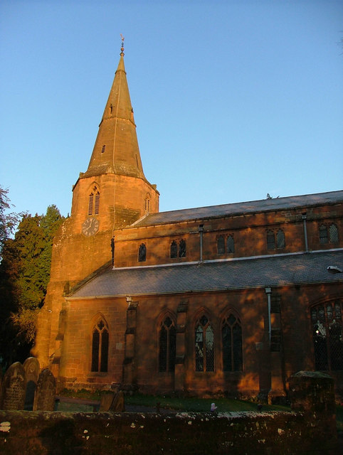 St Nicholas Church Kenilworth