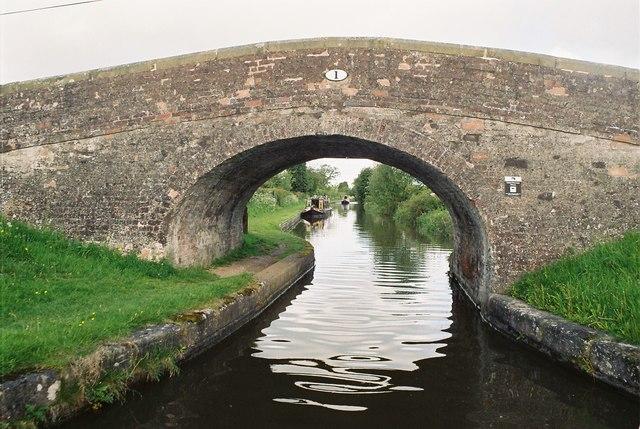 Llangollen Canal, Rowson's Bridge