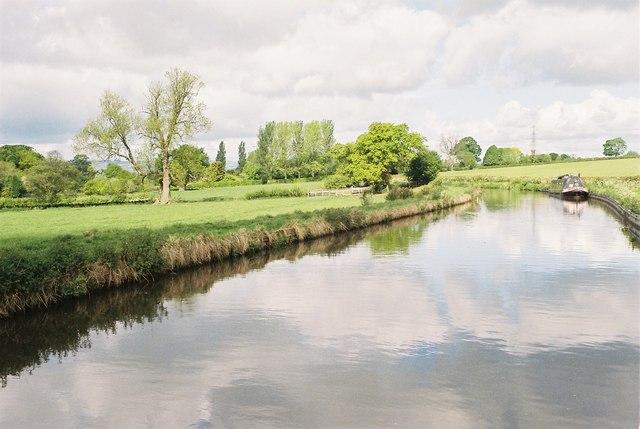 Llangollen Canal, Welsh Frankton