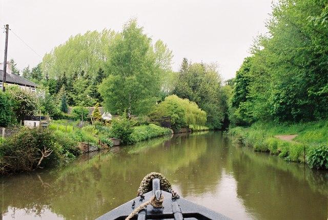 Llangollen Canal, Rhoswiel