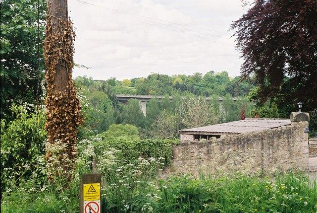 A5 Ceiriog Viaduct