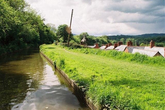 Llangollen Canal - Chirk Bank