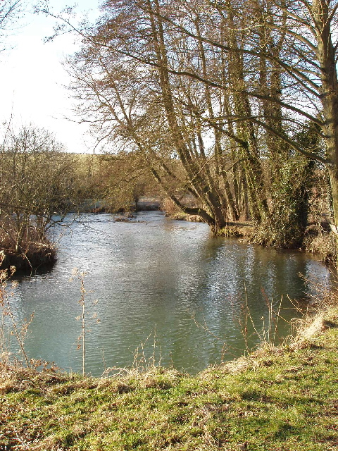River Windrush at Widford