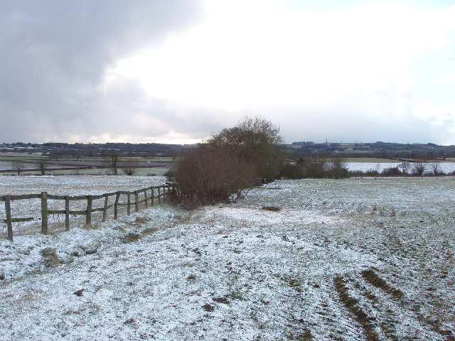 Fresh snow at Bould