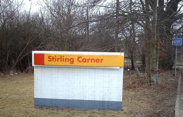 Stirling Corner