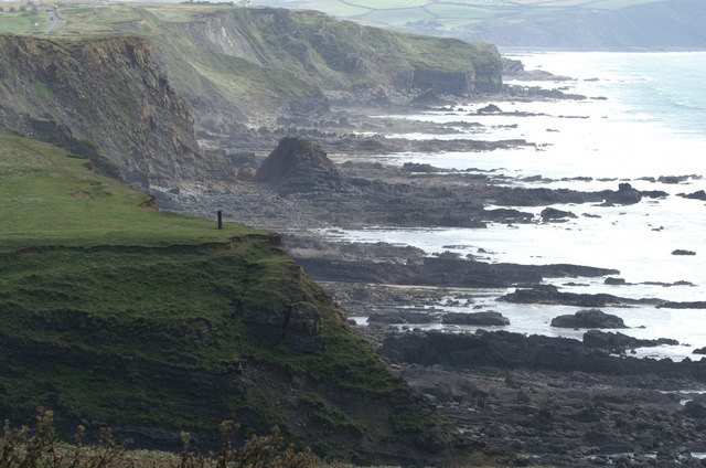 Coast South of Bude