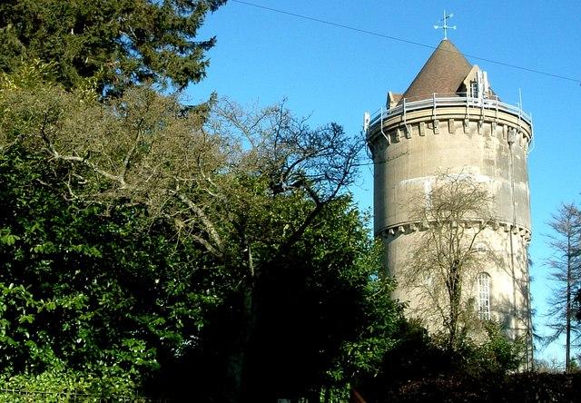 Chateau d'Eau !