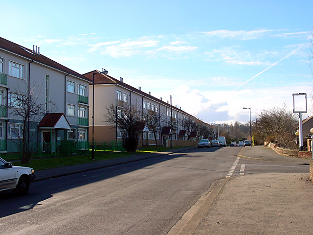 Broadlands Drive, Lawrence Weston