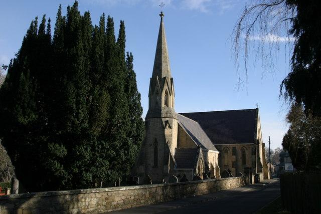 St James Church, Riding Mill