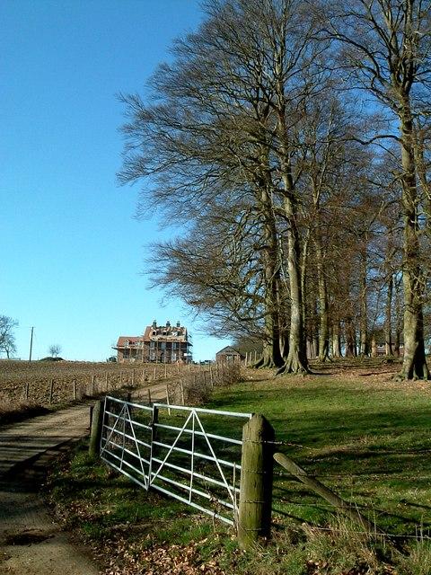 Harriott's End Farm