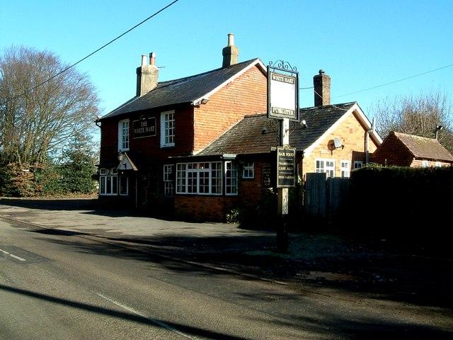 The White Hart, Whelpley Hill