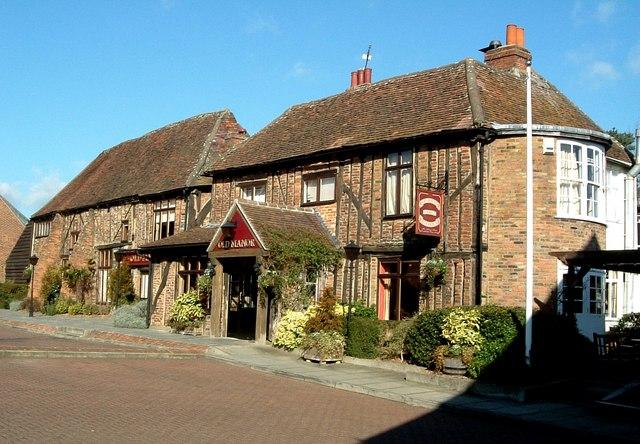 Wylliott's Manor, Potters Bar