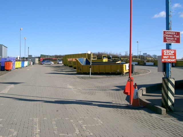 Lochhead Recycling Centre
