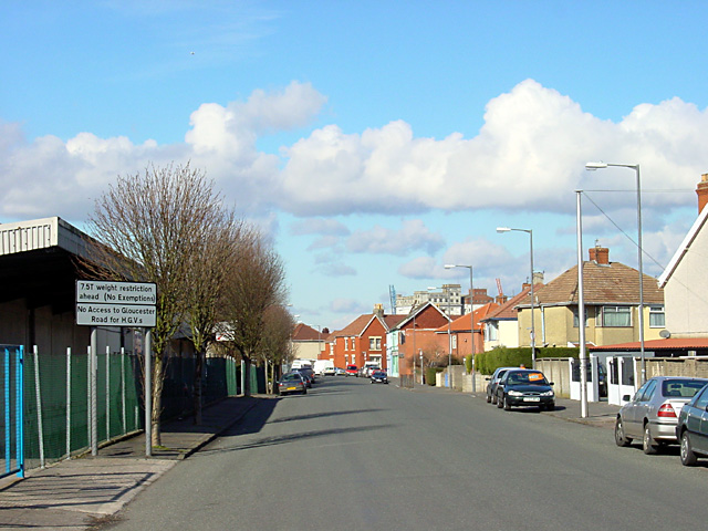 Portview Road, Avonmouth