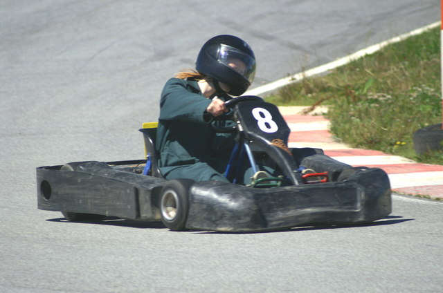 Karting, St Eval