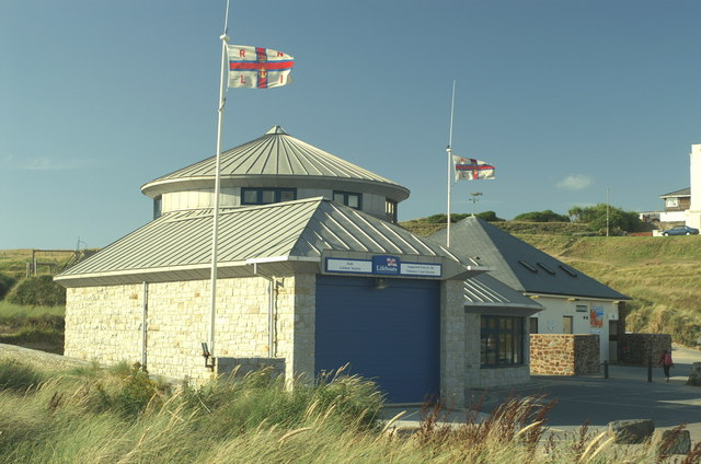 Bude Lifeboat Station
