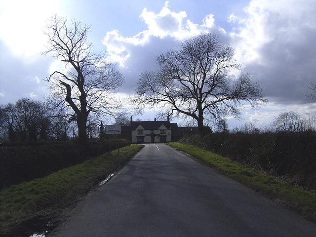 The Odd House Inn, Snarestone, Leics