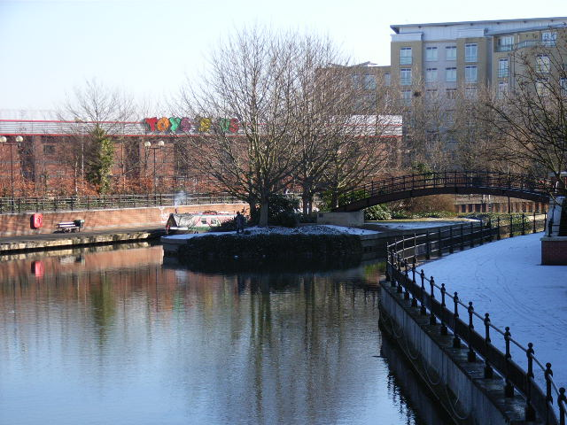The Kennet, Reading