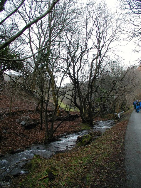 Approach to the Old Slate Quarry