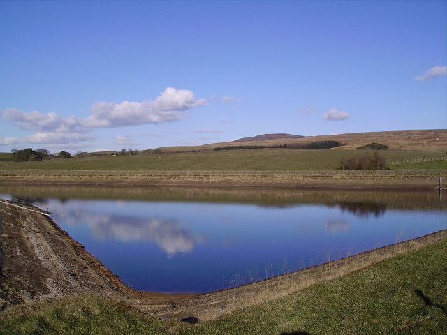 Damas Gill Reservoir