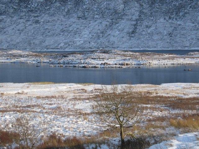Former Loch Lundie