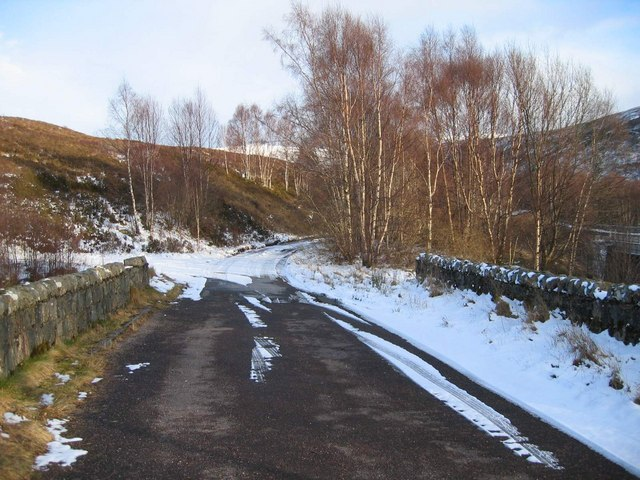 Bridge on the Old A87