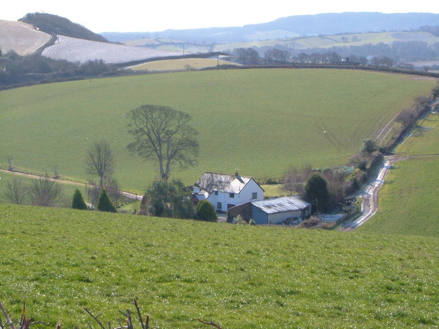 Dadmouth, nr Kennford