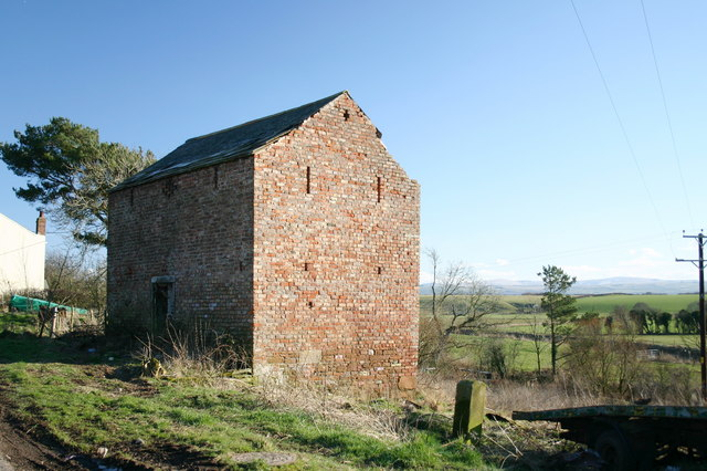 Old Barn Gamelsby