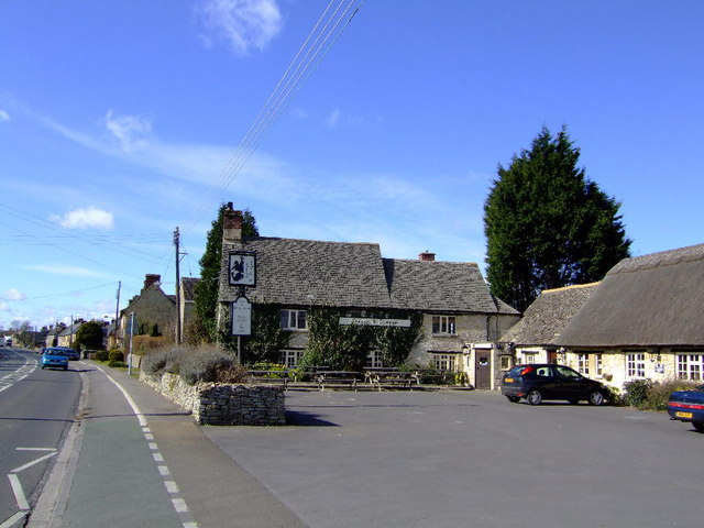 George and Dragon, Long Hanborough