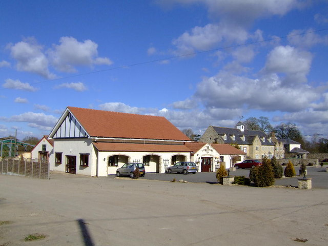 Oxfordshire Inn, Heathfield Village