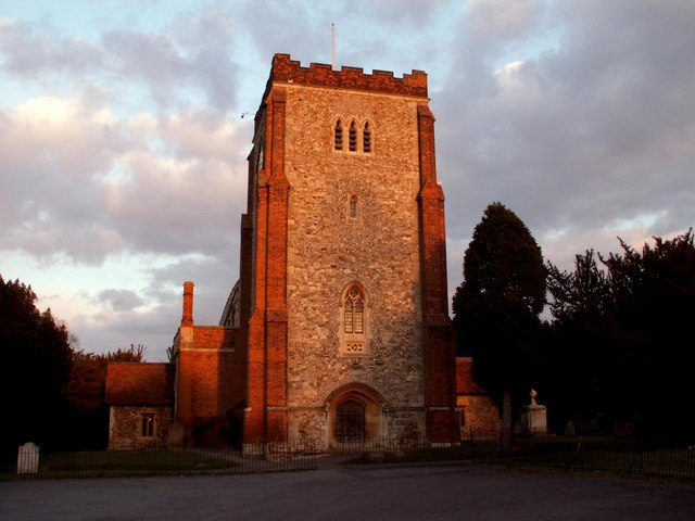 All Saints church, Writtle, Essex